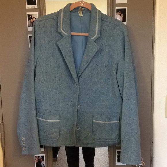 Old Navy Jackets & Blazers - Light Blue Women's Blazer